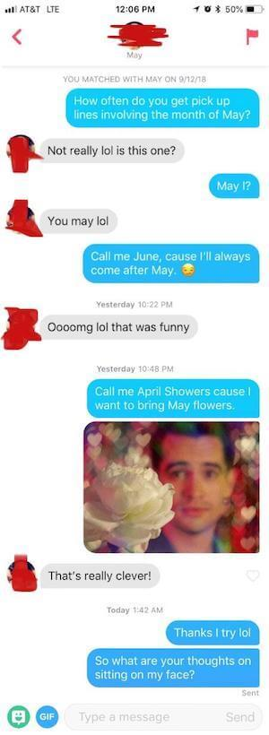 25 Hilarious and Ridiculous Tinder Openers From Reddit