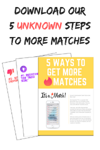 Download Our 5 Unknown Steps To More Matches