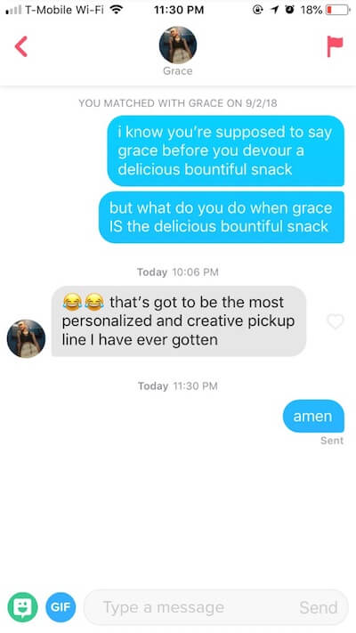 10 Hit And Miss Tinder Name Puns From Reddit - September Edition