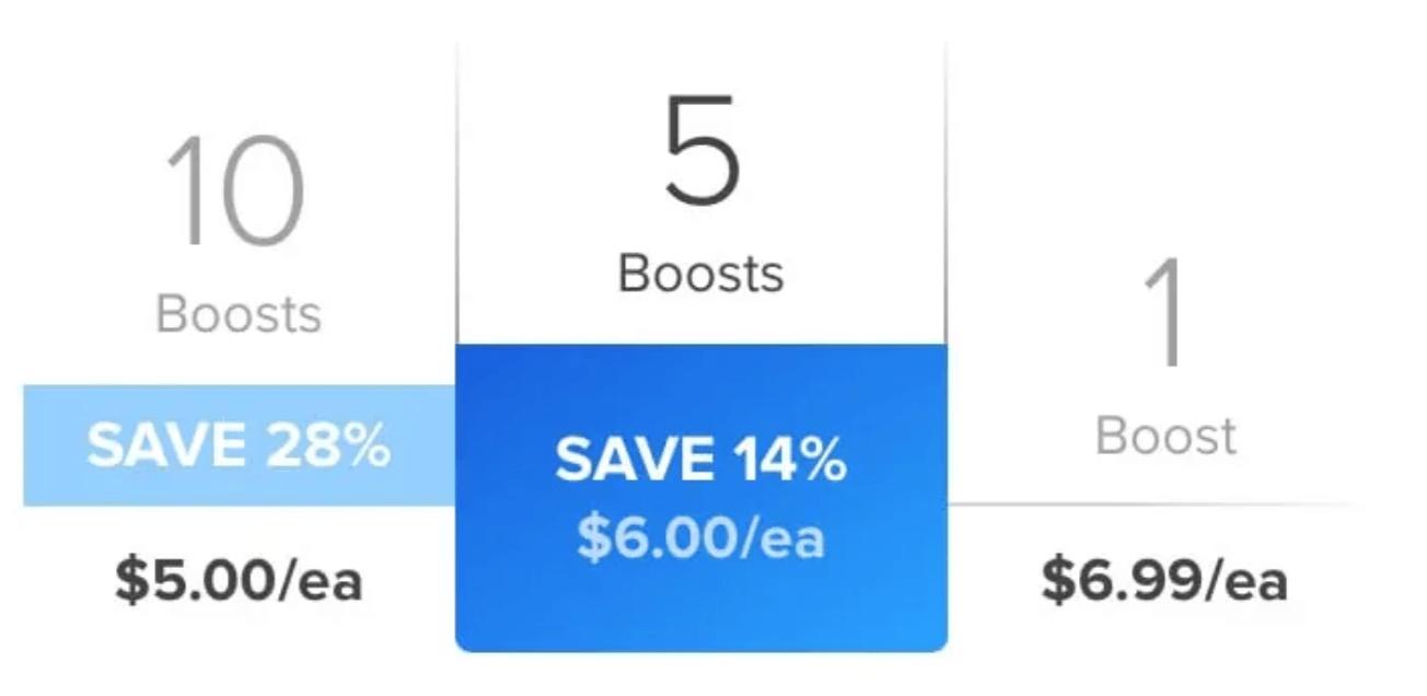 Tinder Boost Cost Current U.S.