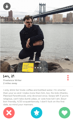 Tinder Bio For Guys | Do's and Don'ts - What To Do and Not To Do