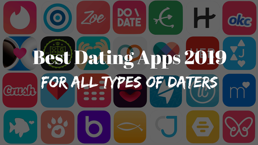 Mobile dating apps 2019