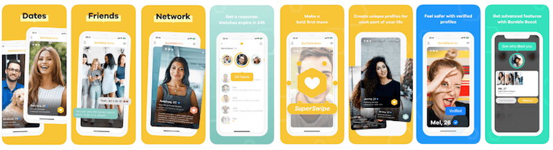 Bumble free online dating apps