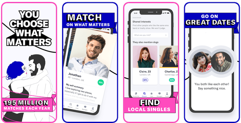 Best Dating Apps - OkCUpid