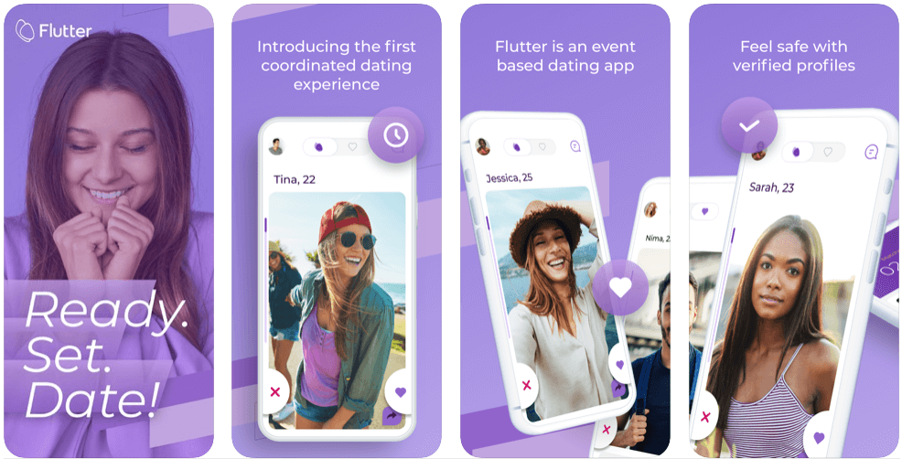 Best Dating Apps Screens Flutter