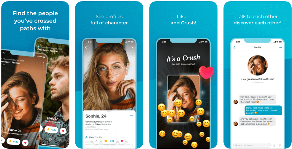Best Dating Apps Screens Happn