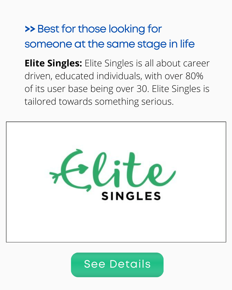 Elite Singles try Instead