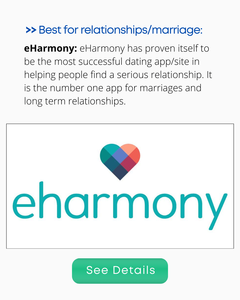 eHarmony Try Instead