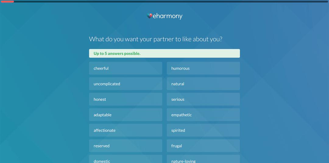 eharmony vs christian mingle - eharmony sign up quiz