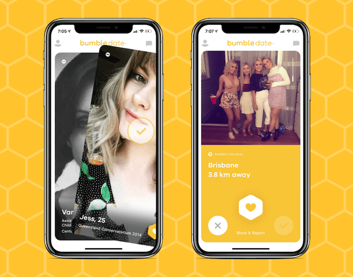 Does Bumble Notify The Girl When You Swipe Right On Bumble - Swiping