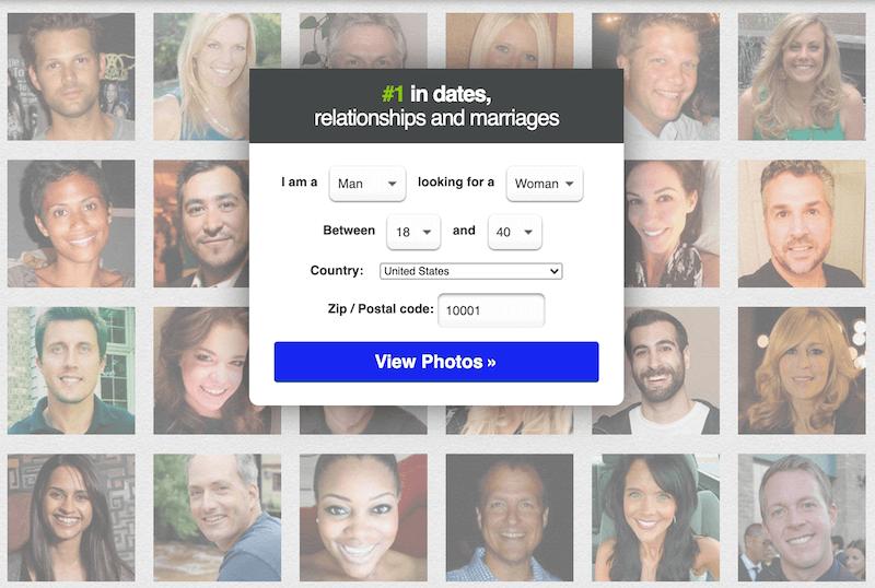 Match Desktop Web page
