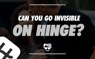 Can You Go Invisible On Hinge? Hide Your Profile In 2021