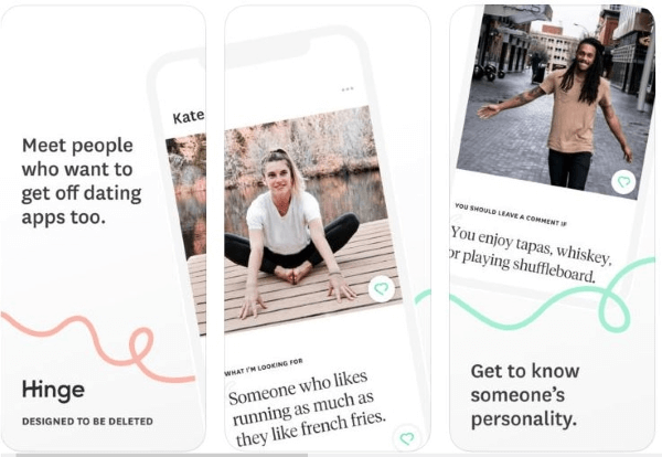 Which Dating App has The Highest Success Rate - Hinge App
