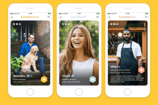 Best Dating Apps Like Tinder - Bumble