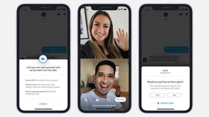 Did Tinder Remove Feed in 2020 - Tinder Face to Face