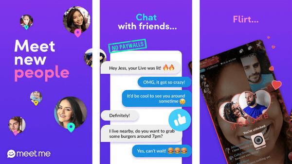 How Does Meet Me Work - Meet Me App