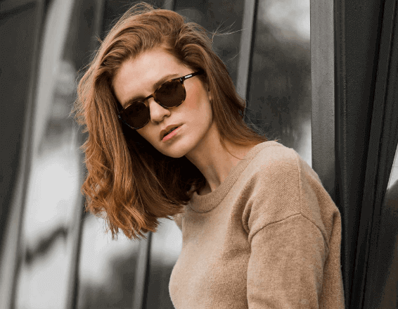 Is A Hike A Good First Date - Vincero The District Sunglasses