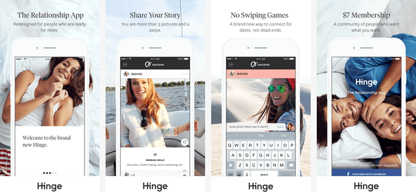 What Does It Mean If A Conversation Disappears On HInge - Hinge App Profiles