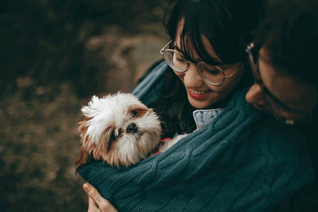 Is A Dog Walk A Good First Date - Winter Date