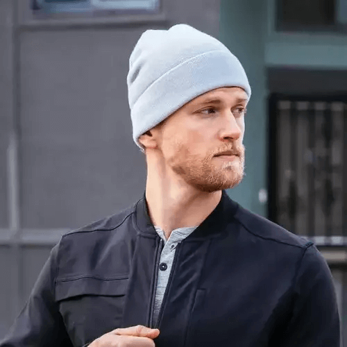 Is Ice Skating A Good First Date - Public Rec Chill Beanie Gray