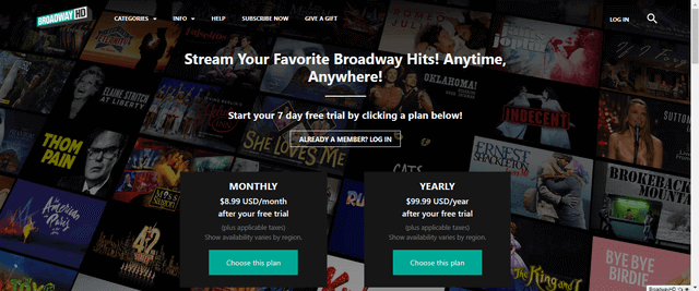 Is A Video Call A Good First Date - Broadway HD