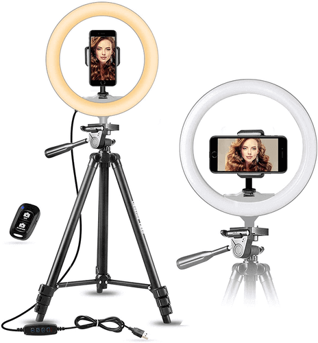Is A Video Call A Good First Date - Tripod for Video Calls