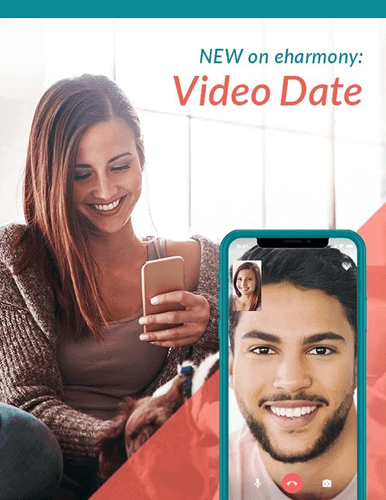 Is A Video Call A Good First Date - eharmony video date