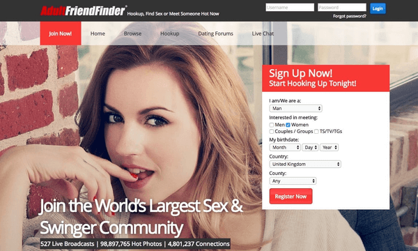Is Adult Friend Finder Legit - Adult Friend Finder Site