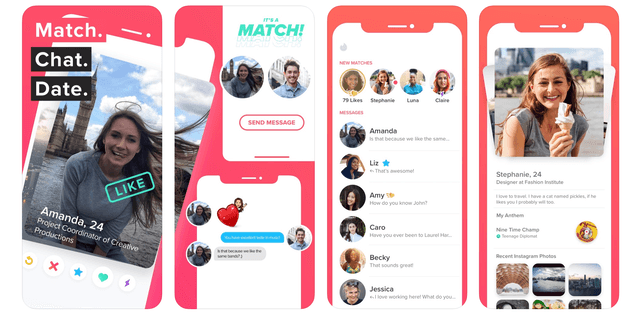 What Does It Mean If Someone Keeps Coming Up On Tinder - Tinder App