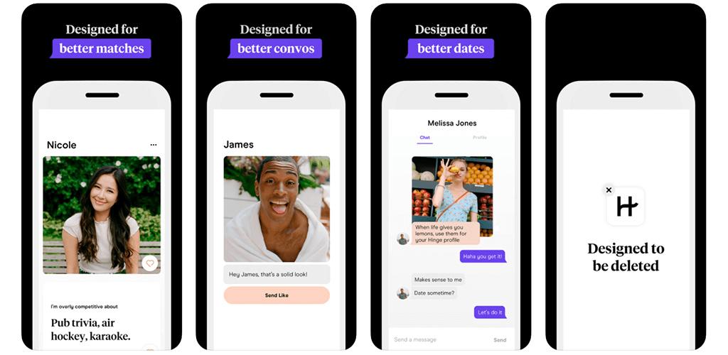 Is Hinge Safer Than Tinder - Hinge App