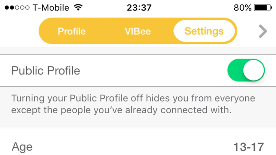 What Is The Minimum Age for Bumble - bumble users below 18