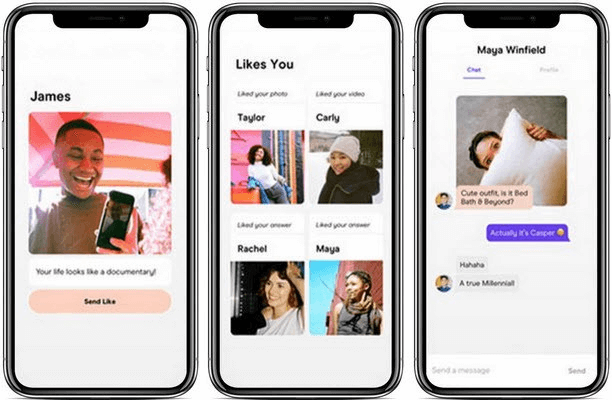 Are There Fake Profiles On Hinge - Hinge App preview