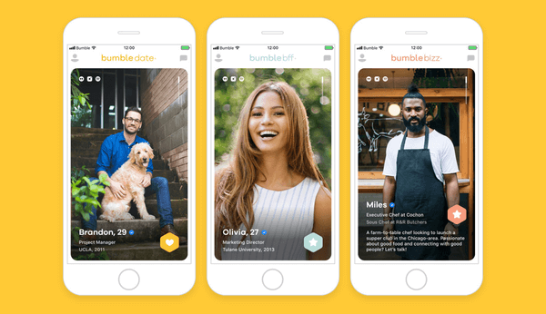 Can My Friends See Me On Bumble - Bumble App