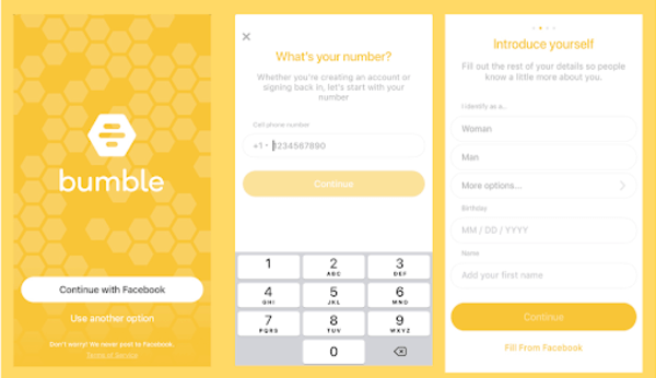 Is Bumble A Safe Dating App - log in with phone number