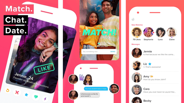 Is Everyone On Tinder Just Looking For A Hookup - Tinder app