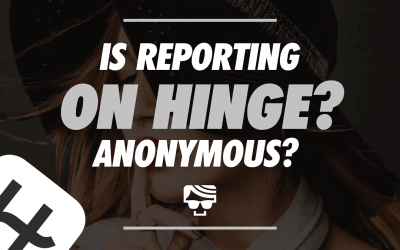 Is Reporting On Hinge Anonymous?