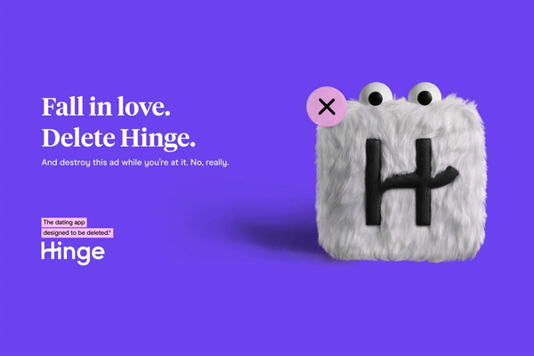 Is Hinge Better Than Bumble - Hinge Designed to be Deleted