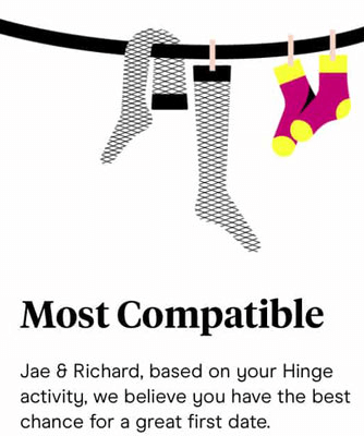 Is Hinge Better Than Bumble - Hinge compatible match