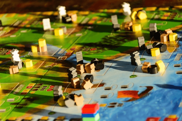 Budget Date Night Ideas - Board Games