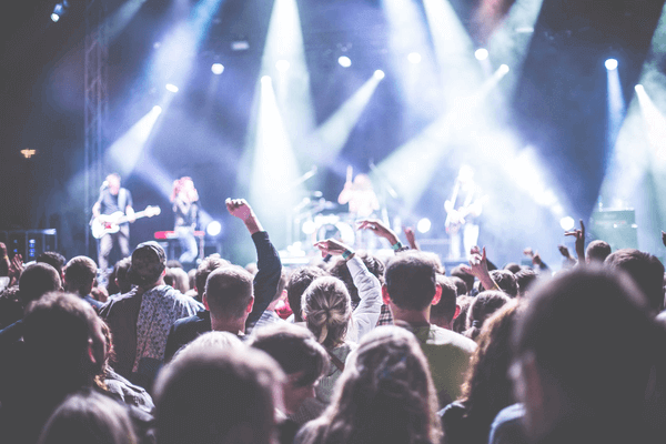 Budget Date Night Ideas - Go to a Concert