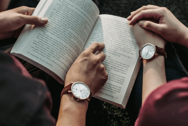 Budget Date Night Ideas - Start A Book Club