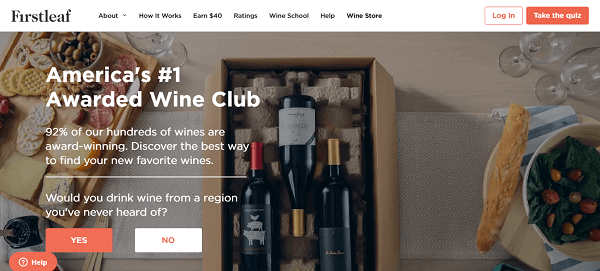 How to Make A Romantic Evening for Him - first leaf wine club